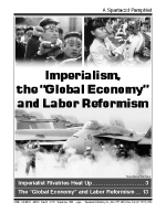 "Imperialism, the ""Global Economy"" and Labor Reformism"