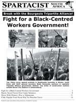 Spartacist South Africa No. 6