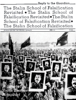 The Stalin School of Falsification Revisited