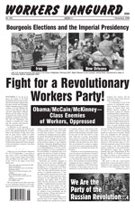 Workers Vanguard No. 924